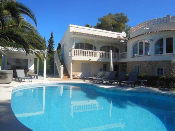 Villa Costa Blanca pour 9 personnes avec piscine