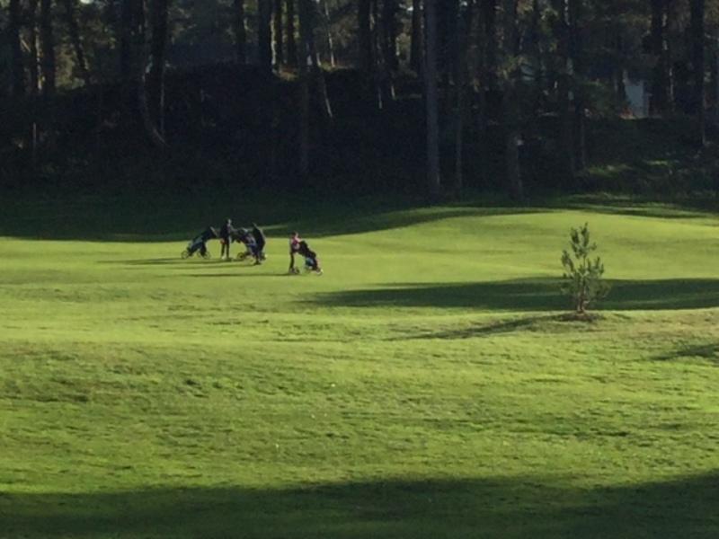 Location maison golf des pins