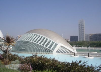 City of the arts en sciences